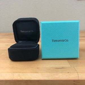 Tiffany & Co Ring Box